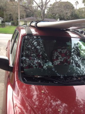 SUP Roof Racks | 2 Paddleboard Car Rack
