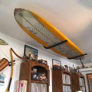 Surfboard Ceiling Rack   Hi-Port 1 Storage Mount