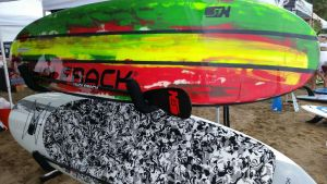SUP Freestanding Storage Rack | 2 Boards