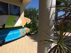 Kayak and SUP Freestanding Storage Rack