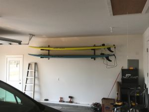 SUP Wall Rack | 2 Paddleboards
