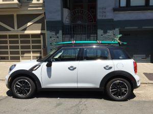 Surf Roof Racks | Universal Surfboard Car Rack