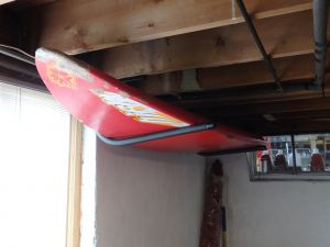 SUP Ceiling Rack | Hi-Port 1 Storage Mount