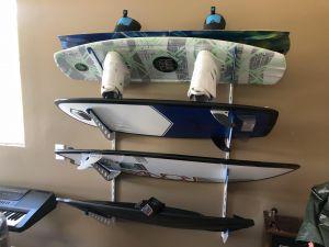 Wakeboard Storage Rack