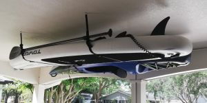 Ceiling Kayak Storage | Adjustable Hi-Line
