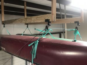 Overhead Canoe Hoist | Boat Storage System | Hi-Lift