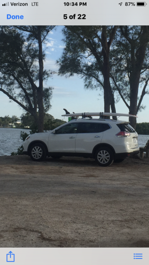 Thule SUP Shuttle | Paddleboard Car Carrier
