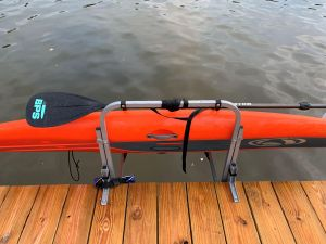 Paddleboard Dock Rack | Outdoor SUP Storage