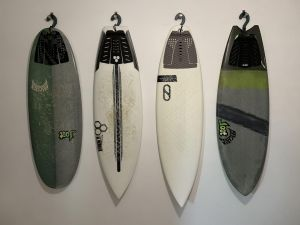 Surfboard Hanger | Retail Shop Storage and Display Rack