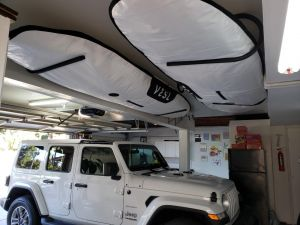 SUP Ceiling Rack   Hi-Port 1 Storage Mount
